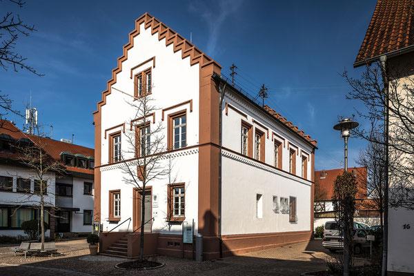 Altes Rathaus von Hagenbach