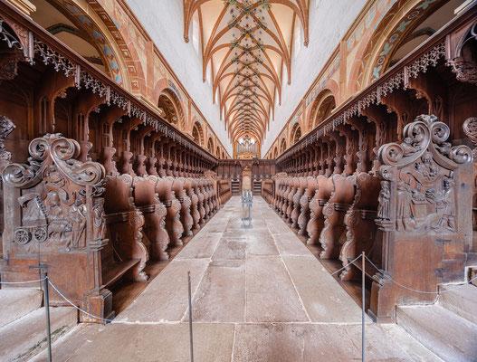 Kloster Maulbronn: der Herrenchor