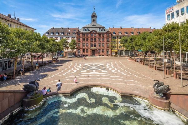 Marktplatz in Pirmasens