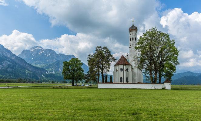 Kirche St. Coloman