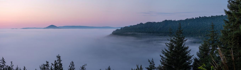 Nebelstimmung am Eyberg