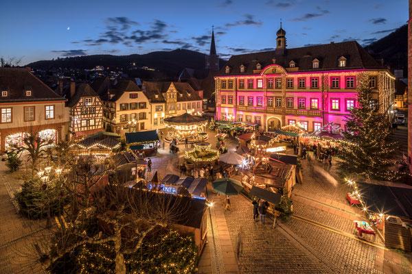Weihnachtsmarkt in Neustadt