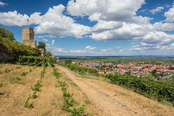 Wachtenburg bei schönstem Sommerwetter