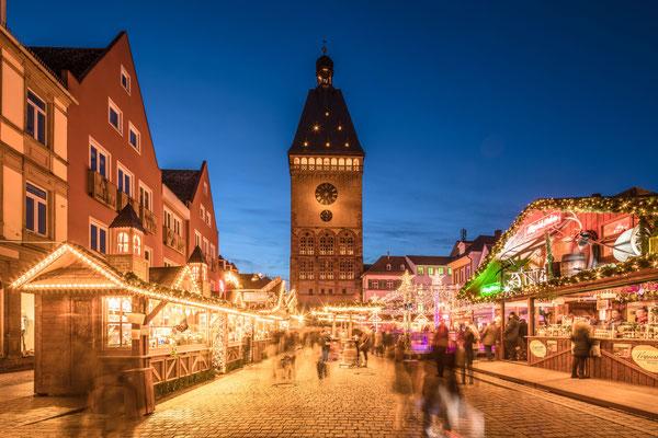Weihnachtsmarkt in Speyer