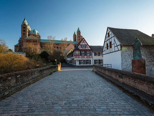 Abendstimmung in Speyer