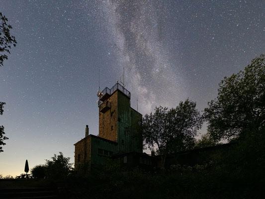 Milchstraße an der Kalmit