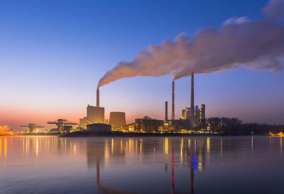 Dampfkraftwerk Karlsruhe