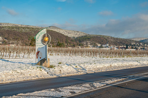 Winterliches Diedesfeld