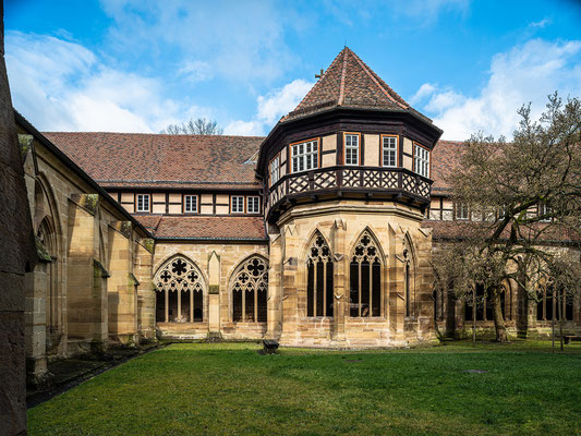 Kloster Maulbronn: Blick auf das Brunnenhaus