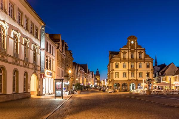 Speyer in der Blauen Stunde