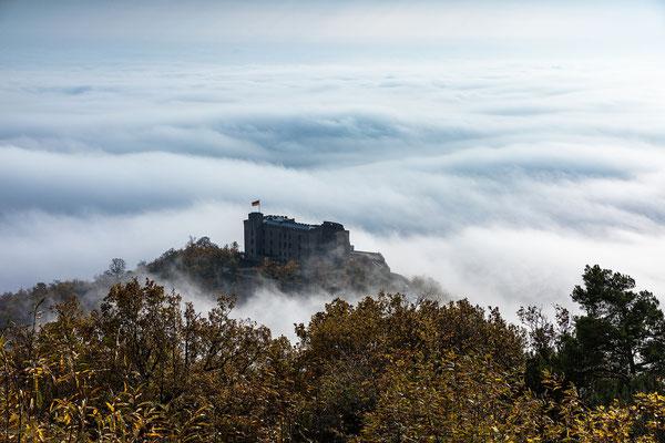 Nebelstimmung am Sühnekreuz