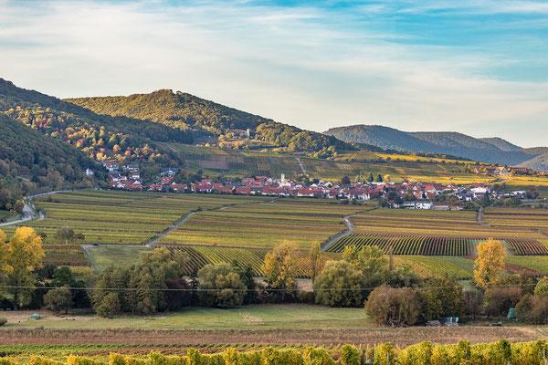 Eschbach und Leinsweiler Hof