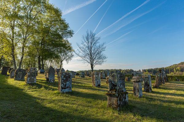 Jüdischer Friedhof bei Busenberg