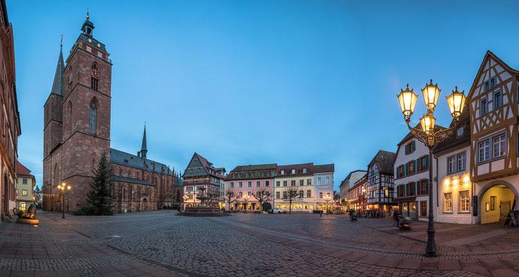 Panorama Marktplatz