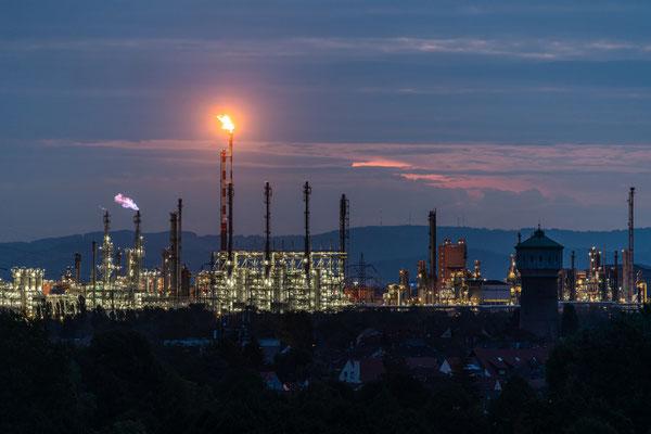 Störfall in der BASF