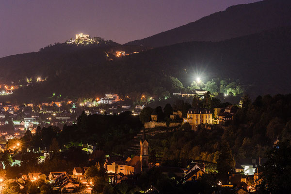Neustadt in der Nacht