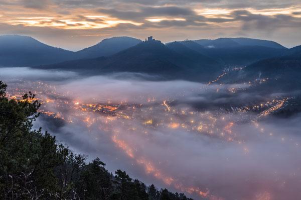 Nebelstimmung