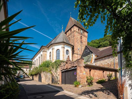 Kirche in Gleisweiler