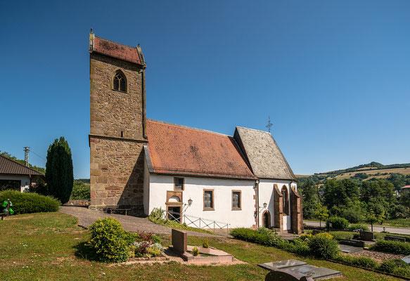 Zweikirche zu Rutsweiler