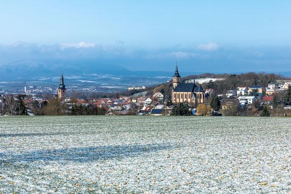 Aussicht auf Göllheim