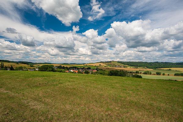 Sommertag bei Potzbach