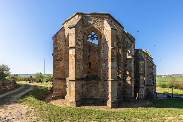 Beller Kirche bei Eckelsheim