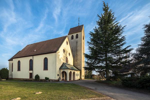 Kirche in Berg