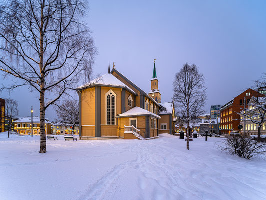 Domkirke in Tramsö
