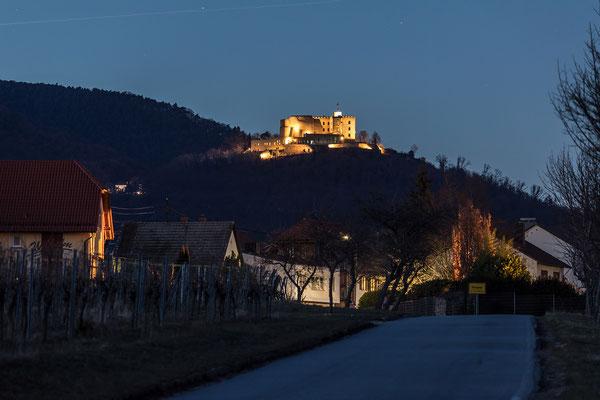 Maikammer und Hambacher Schloss