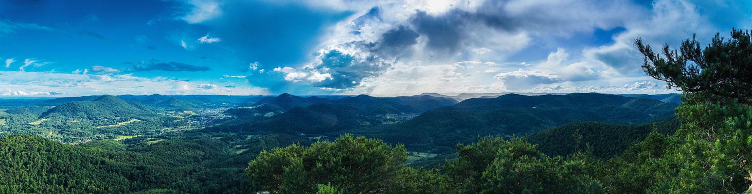 Queichtal und Pfälzerwald