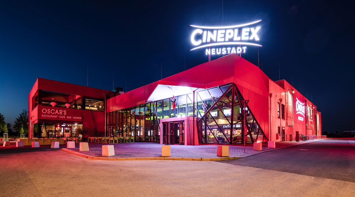 Cineplex in Neustadt