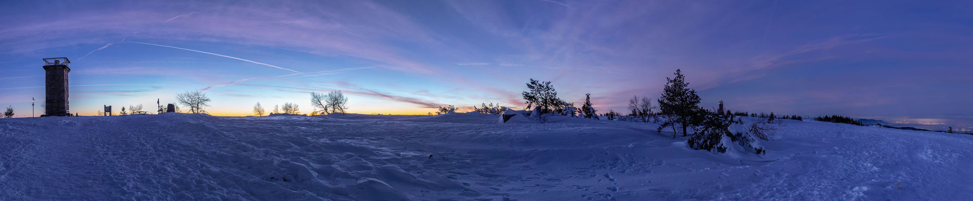 Panorama Hornisgrinde