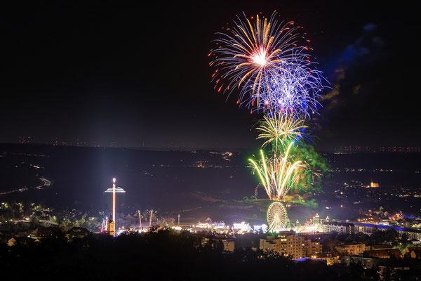 Wurstmarkt-Feuerwerk