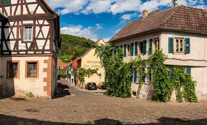 Ortszentrum von Hambach
