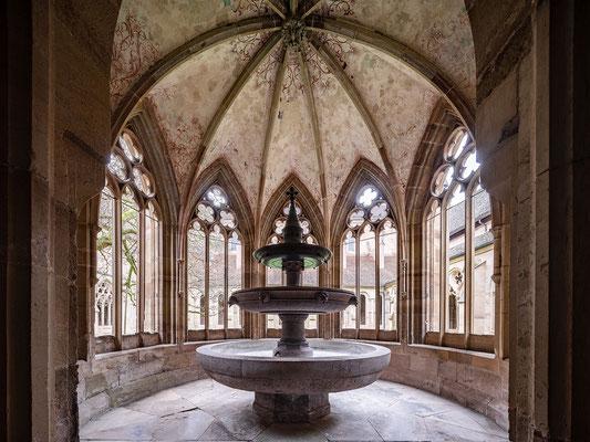 Kloster Maulbronn: das Brunnenhaus