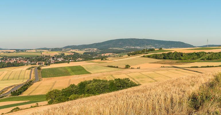 Donnersberg und Zellertal