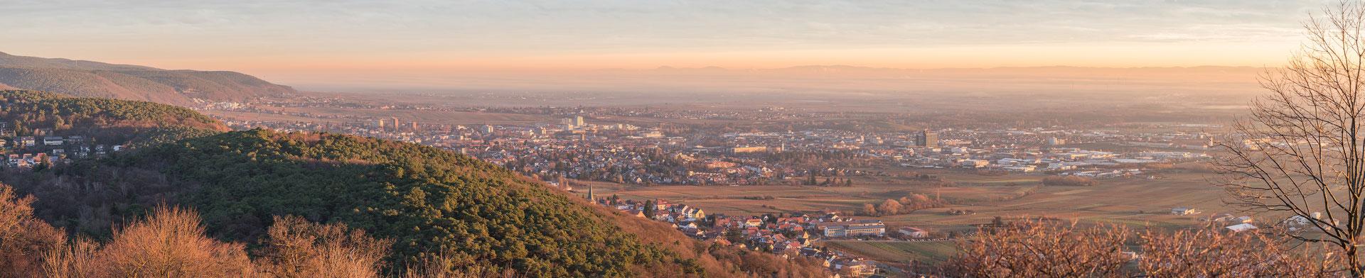 Neustadt im Morgenlicht