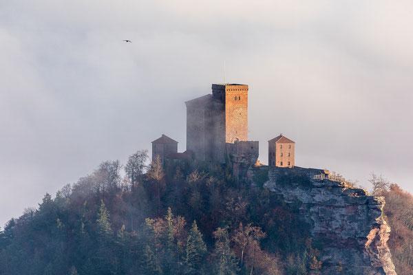 Herbststimmung am Rehbergturm