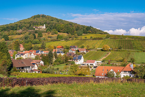 Herbststimmung in Leinsweiler