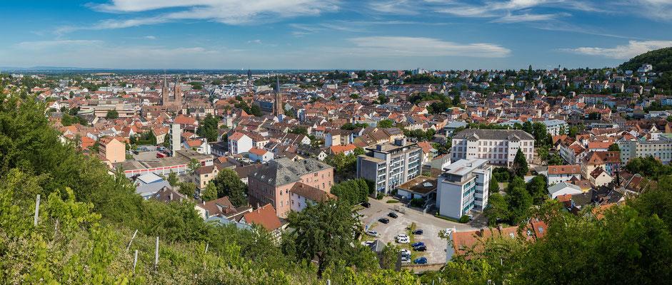 Ausblicke auf Neustadt