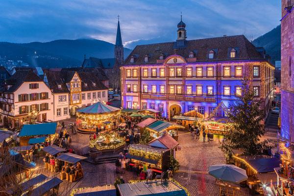 Weinachtsmarkt in Neustadt