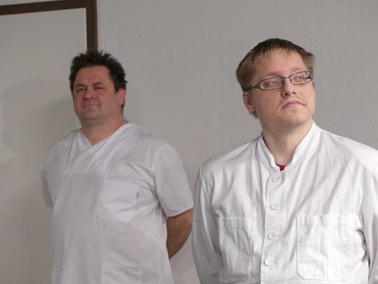'Men in White'.