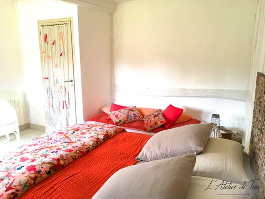3 couchages - Maison d'hôtes proche du Champ de Bataille