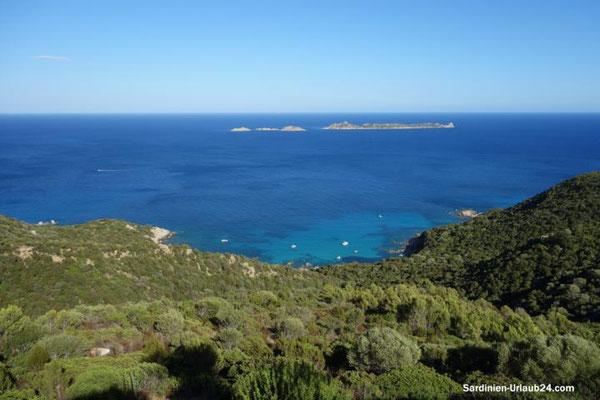 Copyright by Sardinien-Urlaub24.com Bernhard Lehensteiner Atemberaubende Landschaft Sardiniens 1