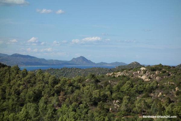 Copyright by Sardinien-Urlaub24.com Bernhard Lehensteiner Atemberaubende Landschaft Sardiniens 3