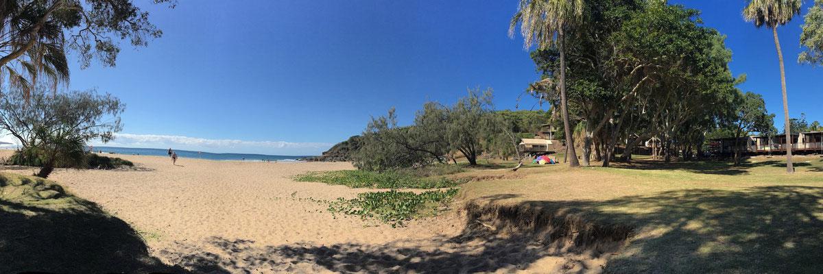 Agnes Water Beachfront Tourist Park