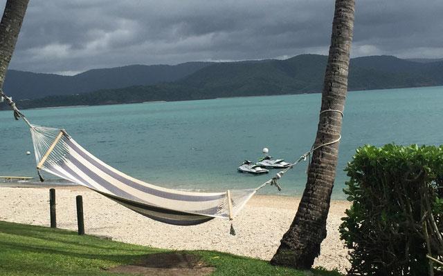Zwischenstopp auf Daydream Islands