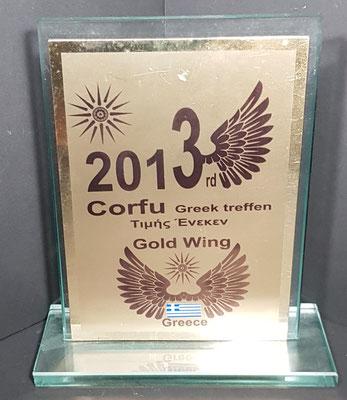 GWCGR 2013