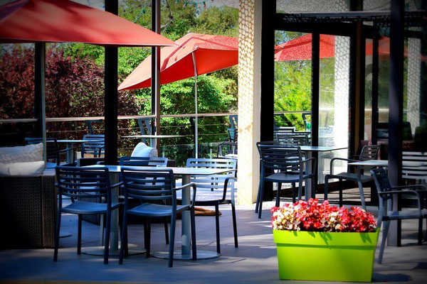 prendre un verre en terrasse