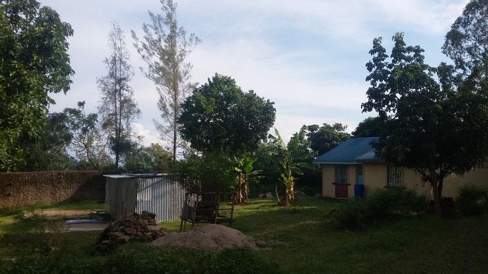 Das Haus des einen Sohnes meines Gastvaters